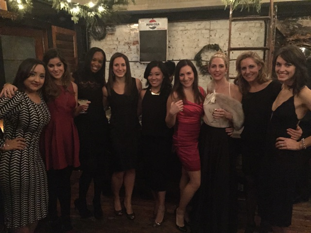 Postcard from the Beyond Basics HolidayParty