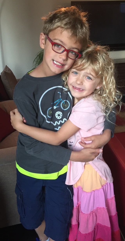 Zacary and Zoe